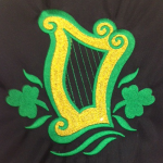 Celtic Harp $25.00