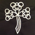 Celtic Knot Shamrock
