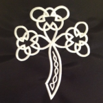 Celtic Knot Shamrock $20.00