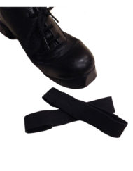 "1"" elastic with shoe"