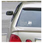 Irish Dance Car Window Stickers
