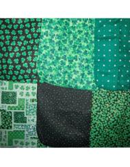 Shamrock Tote Bag Material