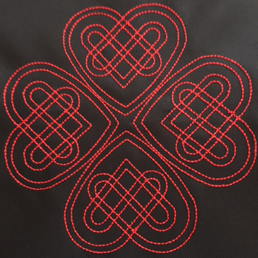 Embroidery - Clover - Shamrock