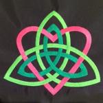 Trinity Knot - Heart $20.00