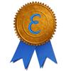 embroiderable small symbol