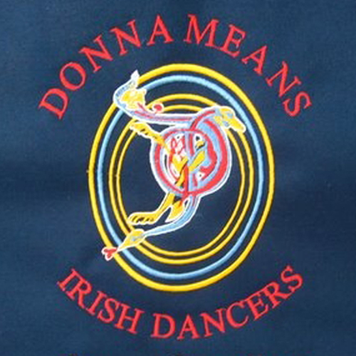 Donna Means Irish Dancers