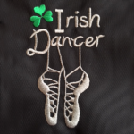 Shamrock Irish Dancer $18.00