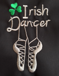 Shamrock Irish Dancer $15.00