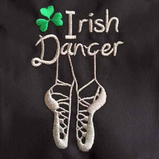 Shamrock Irish Dancer $15.00