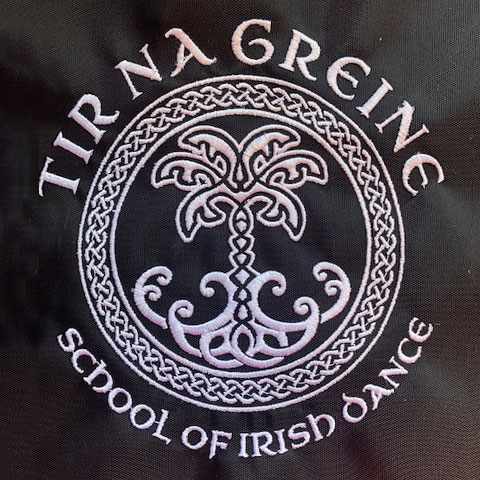 Tir Na Greine School of Irish Dance logo